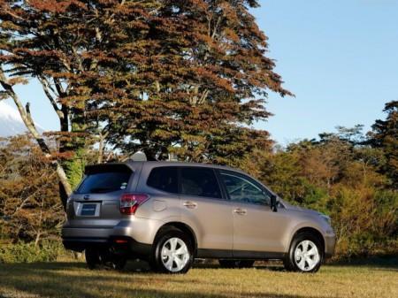 Subaru Forester 4: экстерьер