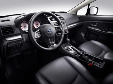 Subaru Impreza 4: салон