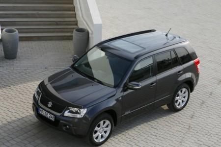 Suzuki Grand Vitara: экстерьер
