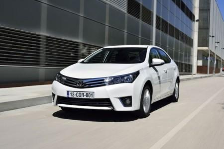 Toyota Corolla 11: экстерьер