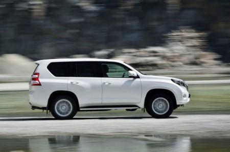 Toyota Land Cruiser Prado 150: экстерьер