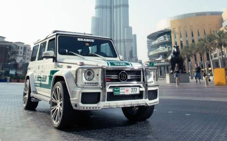Автомобили полиции Дубая - Bugatti Veyron и другие3