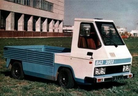 Концепт-кары ВАЗ (Lada)3