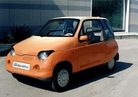 Концепт-кары ВАЗ (Lada)4