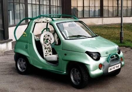 Концепт-кары ВАЗ (Lada)5