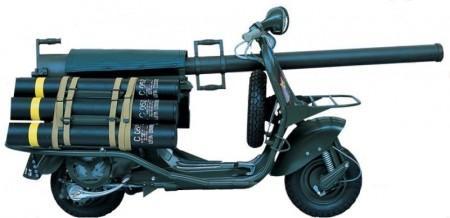 Необычные военные машины, разработанные в разных странах4