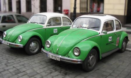Пять знаменитых марок автомобилей, занятых в такси4