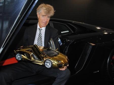 Самые дорогие подарки-автомобили6