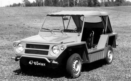 Советские электромобили10