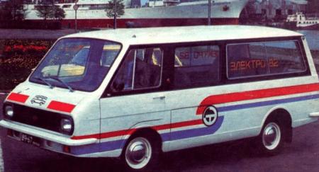 Советские электромобили6