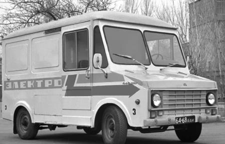 Советские электромобили7