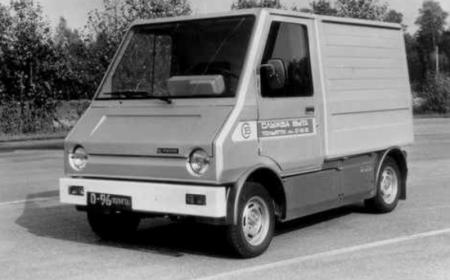 Советские электромобили9