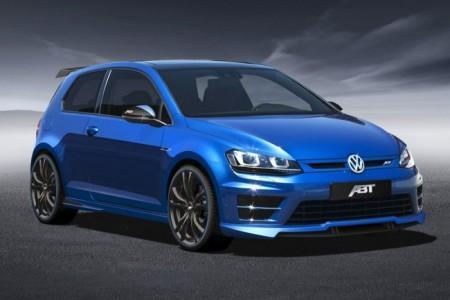 Volkswagen Golf VII R Evo от ателье АВТ: экстерьер
