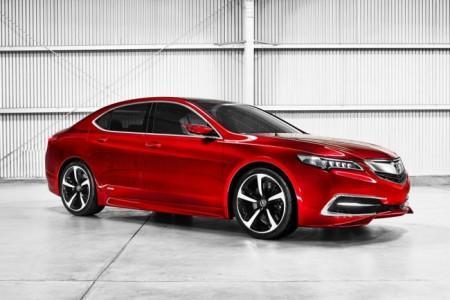 Acura TLX концепт-кар: экстерьер