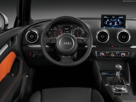 Audi A3 (8V): салон