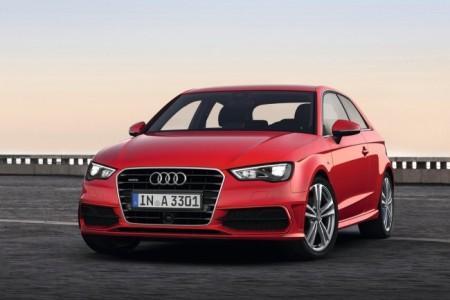 Audi A3 (8V): вид спереди
