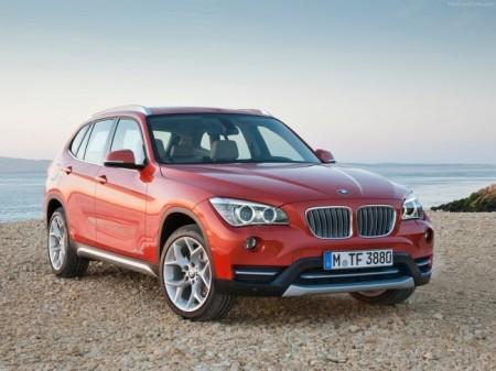 BMW X1 (E84): экстерьер