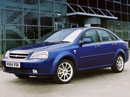 Chevrolet Lacetti: экстерьер