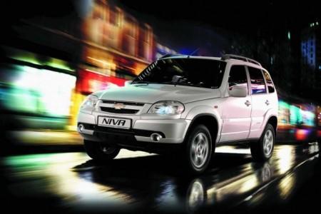 Chevrolet Niva: экстерьер
