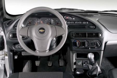 Chevrolet Niva: салон