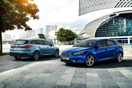 Форд Фокус 3 (2015): экстерьер