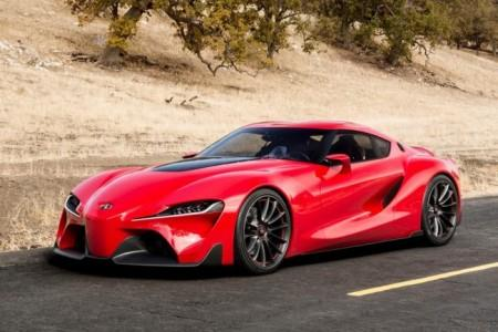 Toyota FT-1 Concept: экстерьер