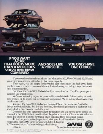 Реклама машин- самые удачные примеры