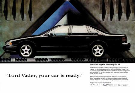 Реклама машин- самые удачные примеры2