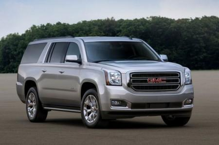Chevrolet Tahoe 4: экстерьер
