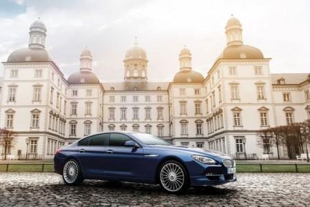 BMW B6 Gran Coupe от Aplina: экстерьер