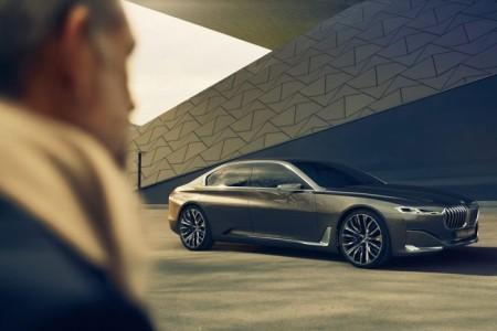 BMW Vision Future Luxury: экстерьер