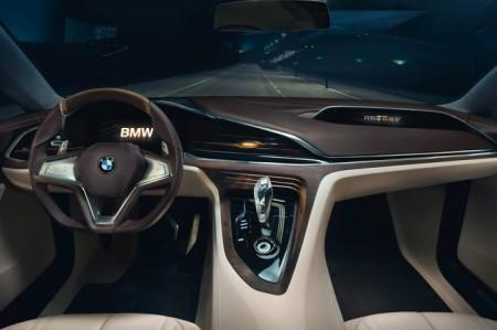 BMW Vision Future Luxury: салон
