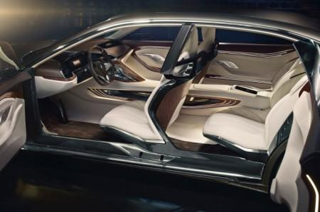 BMW Vision Future Luxury: интерьер