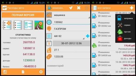 Мобильные приложения для девушки-автолюбителя