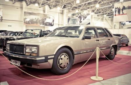 Русские (советские) автомобили бизнес-класса1