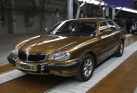 Русские (советские) автомобили бизнес-класса4