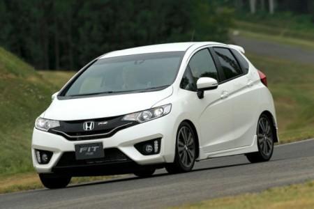 Хонда Джаз 3 2014: экстерьер