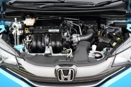 Хонда Джаз 3 2014: двигатель