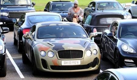 Автомобили известных футболистов4