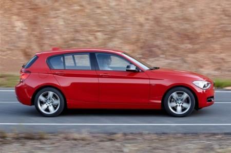 BMW 1-Series: 5-дверный вариант