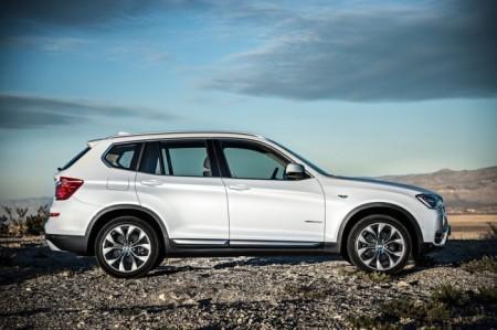 BMW X3 (F25) 2015: экстерьер