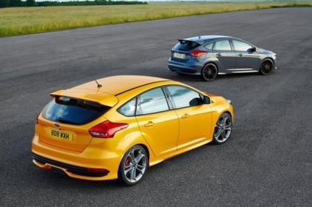 Форд Фокус СТ 2015: цвета кузова