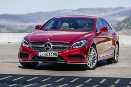 Mercedes-Benz CLS 2015: экстерьер