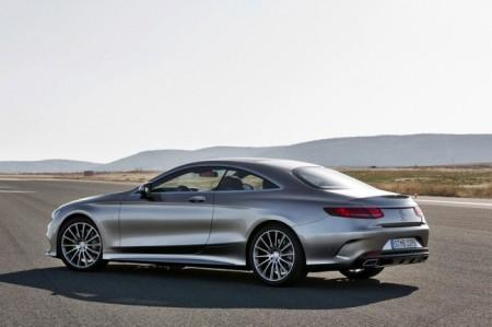 Mercedes S-Class Coupe (C217): экстерьер