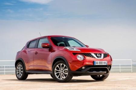 Nissan Juke 2015: экстерьер