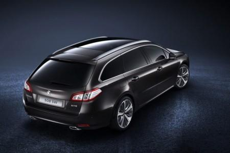 Peugeot 508 2015: универсал