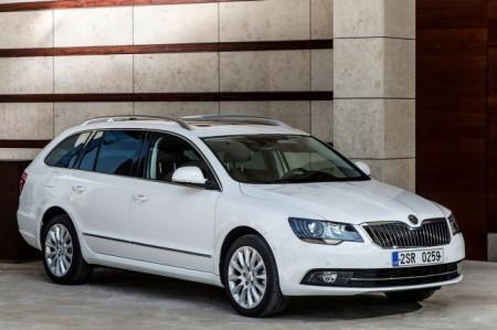 Skoda Superb II универсал