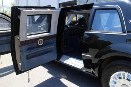 Автомобиль Cadillac The Beast Барака Обамы