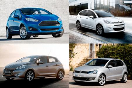 Лучшие автомобили B класса 2014