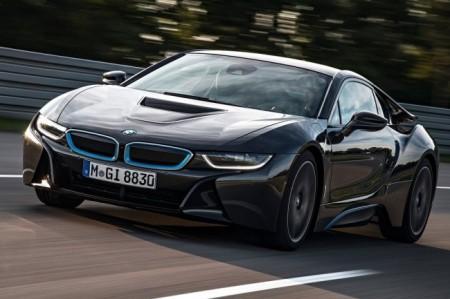 BMW i8: внешний вид